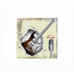 Плот за маса Guitar 70/70