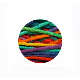 Плот за маса 9039 Wool - Smart - ф.70