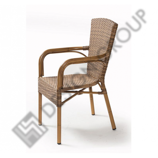 Стол с подл. 324 кафяв