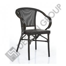 Стол с подл. 812 черен