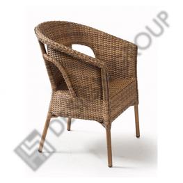 Стол с подл. C710 кафяв