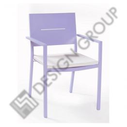 Стол с подл. L818 - лилав