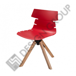 Стол WDG - 031 - червен