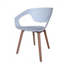 Кресло WDG - 020 - бял
