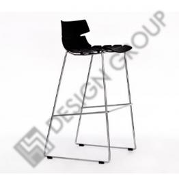 Бар стол WDG - 602 - черен