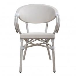стол с подлк. DG5108 бял
