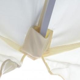 Чадър DG6001 Ф200м екрю