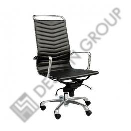 Офис стол S6818 - черен