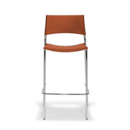 Бар стол Florida 6133 - праскова