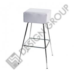 Бар стол М-106 - бял