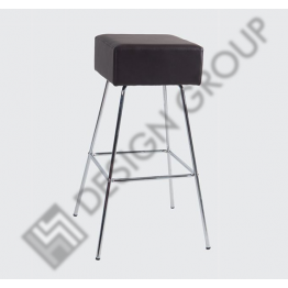 Бар стол М-106 кафяв