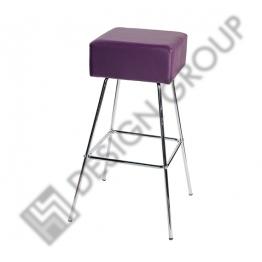 Бар стол М-106 лилав