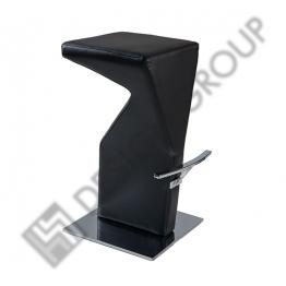 Бар стол MEXX 818 черен