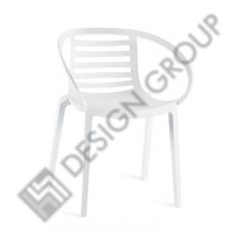 Стол MAMBA - бяла
