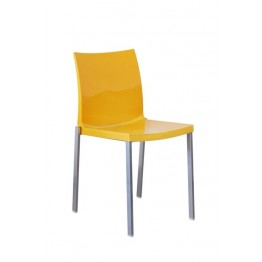 Стол IT010 жълт