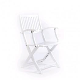 Стол MALTA сгъваем бял
