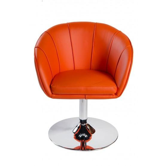 Фотьойл DG 1107 - хром  и оранжева кожа