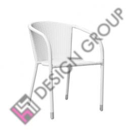 Стол с подл. E008 бели възли