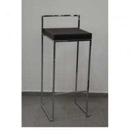 Бар стол D966 т.кафяв